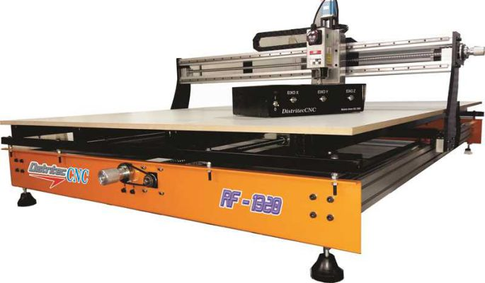 Maquinas Router CNC